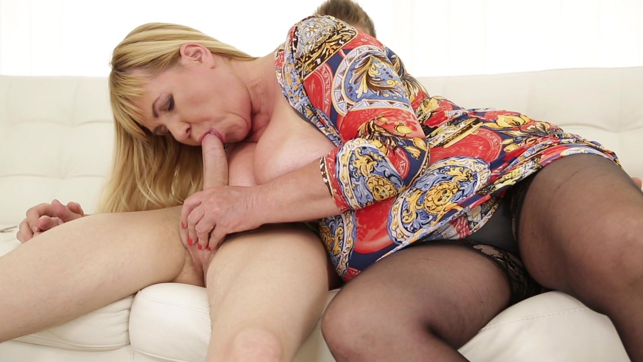 Free video preview image from granny fucked boyfriend