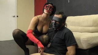 Streaming porn video still #6 from Evil As They Cum