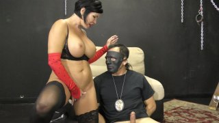 Streaming porn video still #7 from Evil As They Cum
