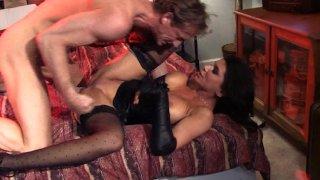 Streaming porn video still #7 from Brunette Heaven