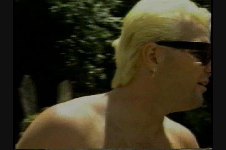 Anabolic video gang bang blonde