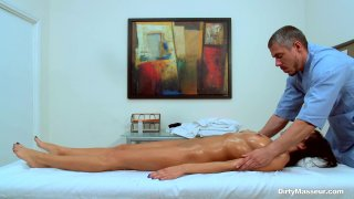 Streaming porn video still #3 from Dirty Masseur #6