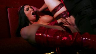 Streaming porn video still #7 from Deadpool XXX: An Axel Braun Parody