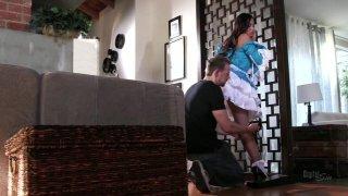 Streaming porn video still #2 from Bound To Cum