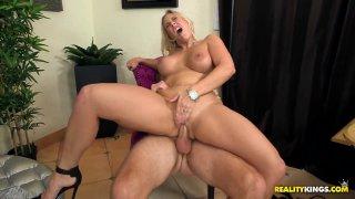 Streaming porn video still #6 from Big Tits Boss Vol. 27