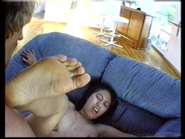 Hot asian having sex