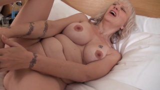 Streaming porn video still #6 from Mature British Lesbians #6
