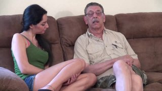 Streaming porn video still #1 from Weekends At Grandpas 3