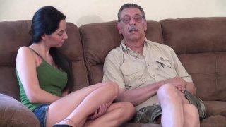 Streaming porn video still #1 from Weekends At Grandpas 3