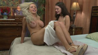 Streaming porn video still #4 from Lesbian Seductions Older/Younger Vol. 59