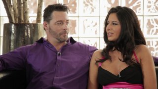 Streaming porn video still #6 from Jessica Drake's Guide To Wicked Sex: Threesomes