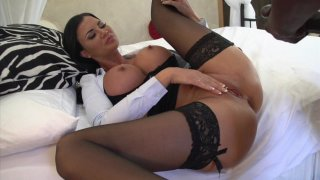 Streaming porn video still #6 from Lexington Steele Housewives Demolition