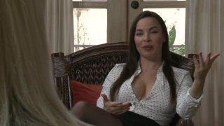Streaming porn video still #1 from Lesbian Psychodramas Vol. 28