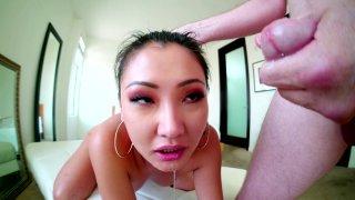 Streaming porn video still #9 from Asian Fuck Faces 4