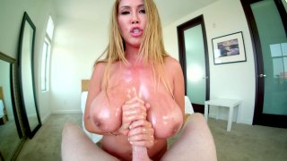 Streaming porn video still #5 from Kianna Dior: Busty Asian Cum Slut 3
