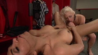 Streaming porn video still #5 from TS Pussy Hunters Vol. 7: Ultimate Sex Fights
