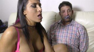 Streaming porn video still #2 from Cuckold Honeymoon 7