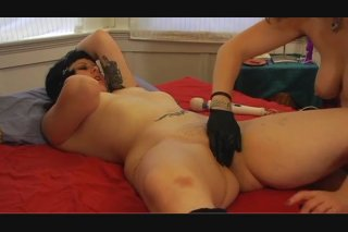 Streaming porn video still #4 from CrashPadSeries Volume 4: Rope Burn
