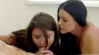 Streaming porn video still #2 from Moms Teach Sex #15