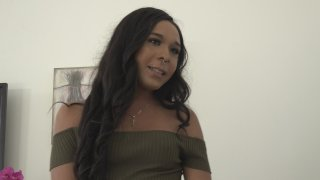 Streaming porn video still #1 from My Transsexual Stepmom