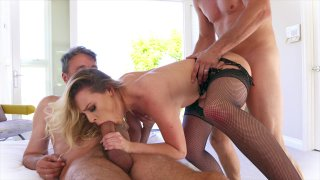 Streaming porn video still #3 from DP Masters 6