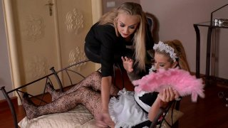Streaming porn video still #1 from Perversions Of Lesbian Lust