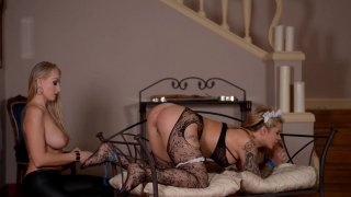 Streaming porn video still #8 from Perversions Of Lesbian Lust