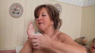 Streaming porn video still #6 from Mature British Lesbians #2