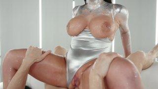 Streaming porn video still #2 from Angela By Darkko