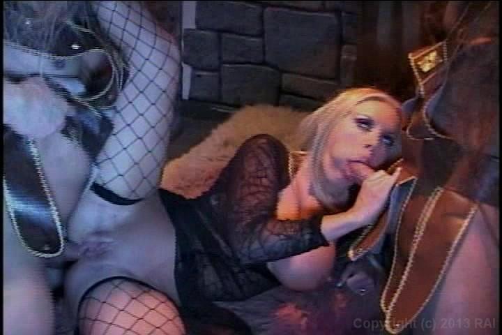 Hot Blonde Gets It Done by Two Knights Starring: Bridgette Kerkove Length: 16 min