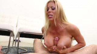 Streaming porn video still #9 from Busty Housewives 6