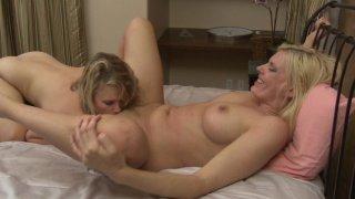 Streaming porn video still #7 from Heather Starlet & Her Girlfriends