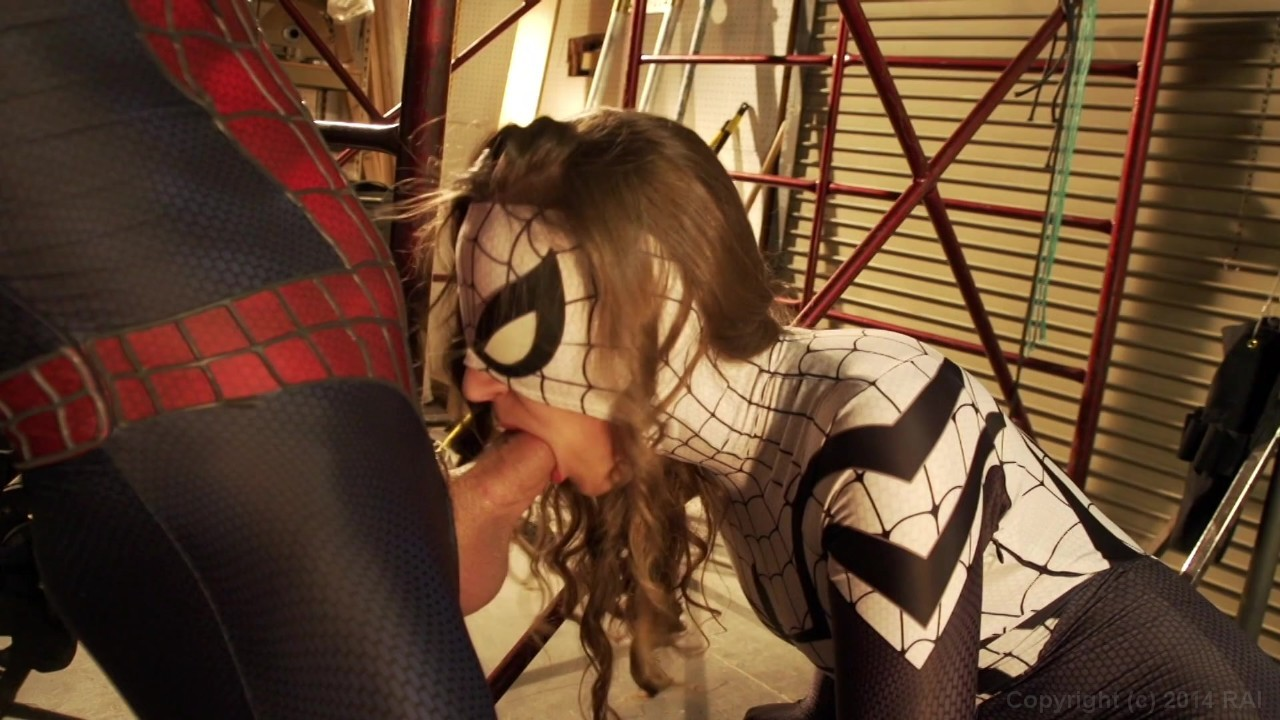 Spider man sexy video-1177