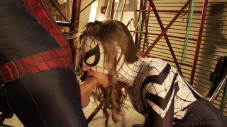 Streaming porn video still #7 from Spider-Man XXX 2: An Axel Braun Parody