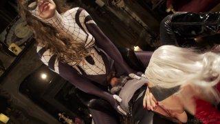 Streaming porn video still #4 from Spider-Man XXX 2: An Axel Braun Parody