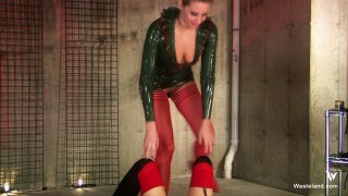 Streaming porn video still #6 from Femdom Rampage