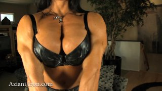 Streaming porn video still #2 from Aziani's Iron Girls