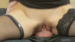 Streaming porn video still #8 from Office Nymphs 2