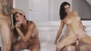 Streaming porn video still #20 from Cougar Orgy