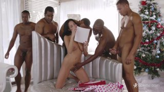 Streaming porn video still #1 from Interracial Fantasies