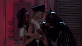 Streaming porn video still #2 from BATFXXX:  Dark Night Parody