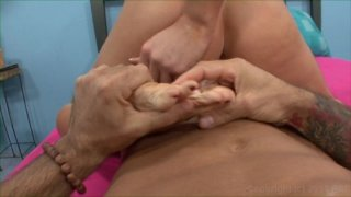 Streaming porn video still #4 from Cougar Vs. Cock #2