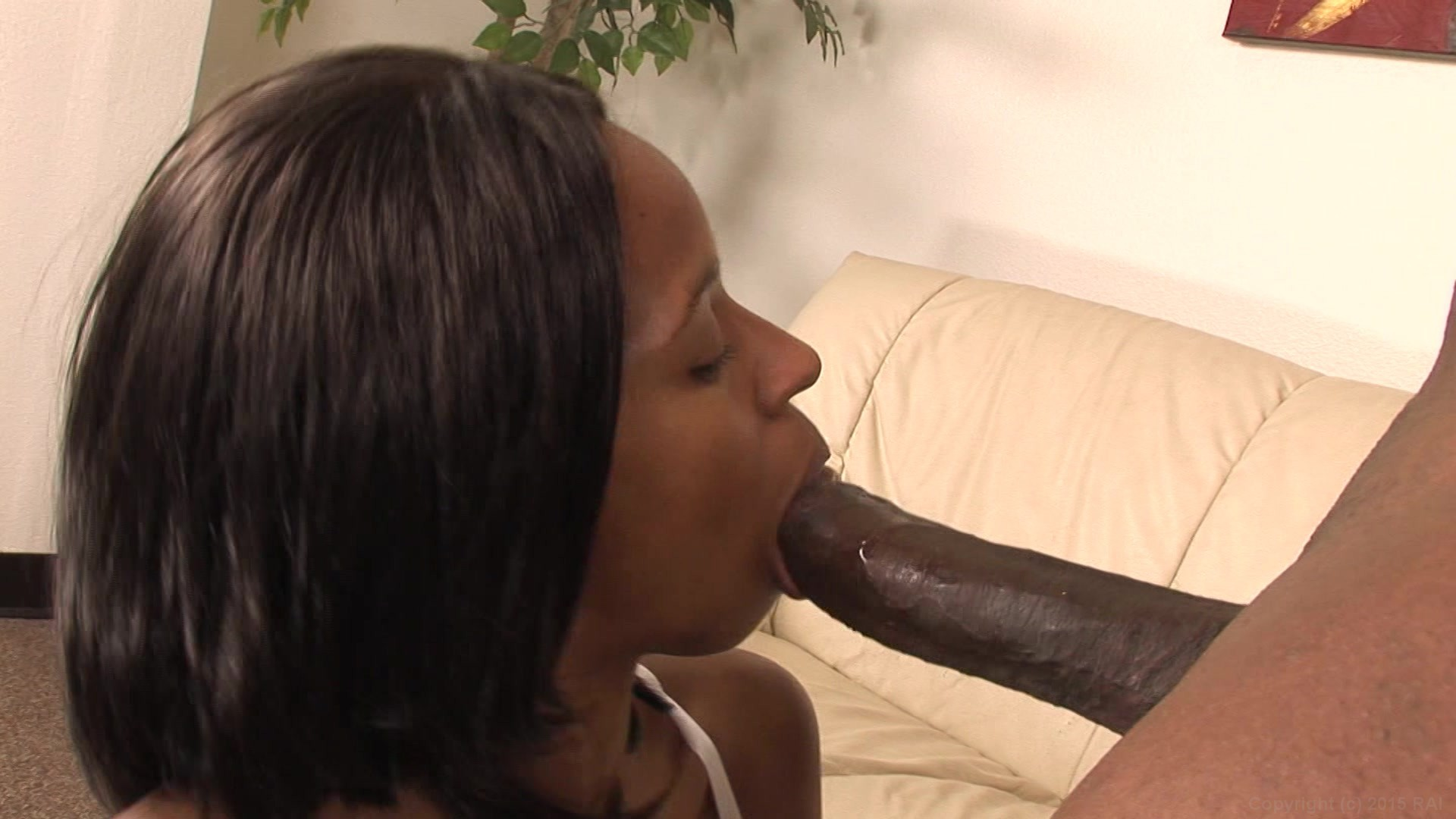 image Sweet ebony demands to be boned hard