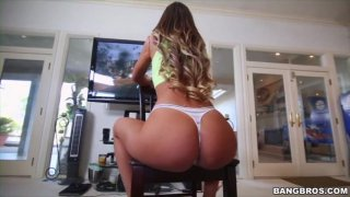 Streaming porn video still #7 from Girls Of Bangbros Vol. 72: August Ames