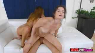 Streaming porn video still #7 from Moms Bang Teens Vol. 23