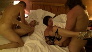 Streaming porn video still #9 from Real American Swinger Stories 2