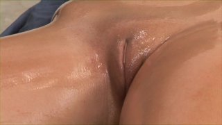 Streaming porn video still #4 from Wet & Oiled Nymphos