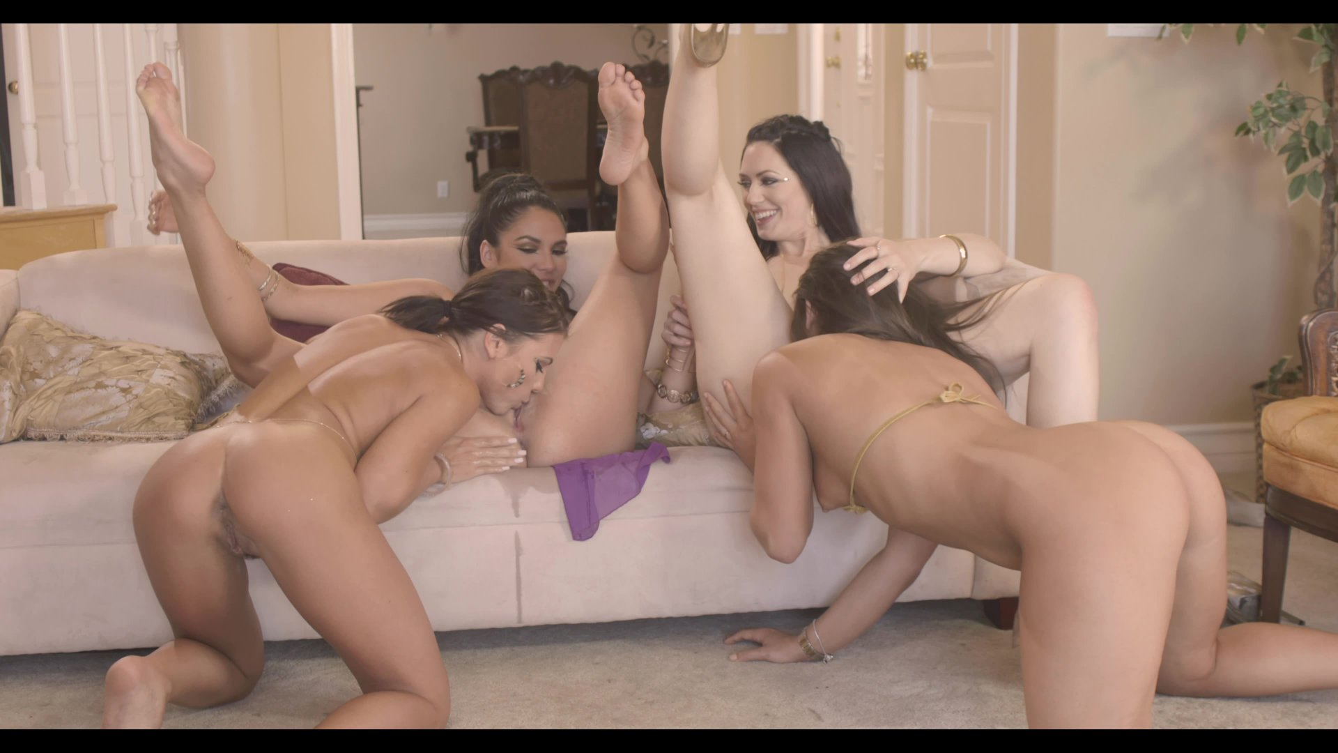 Remarkable, Latina chick orgies something