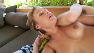Streaming porn video still #8 from Ultimate Fuck Toy: Kennedy Leigh