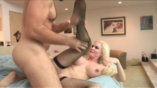 Streaming porn video still #8 from Big Mommy Rack